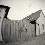 Holztor rustikal
