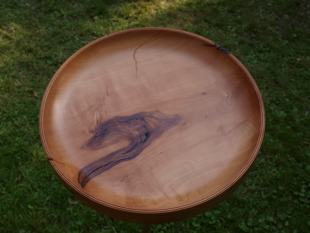 Gedämpfte Birne 42cm
